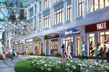 Bán Shophouse Vinhomes mặt tiền đường lớn đối diện trường học 213m2 giá Landmark 81 call 0977771919