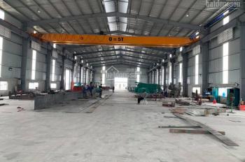 Chính chủ cho thuê kho xưởng khu vực Văn Giang- Hưng Yên, DT: 500m2 - 1000m2 - 2000m2