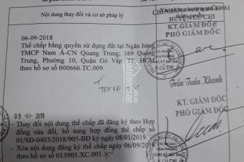 Đất vườn Củ Chi, xã Tân Thông Hội, 5tr/m2