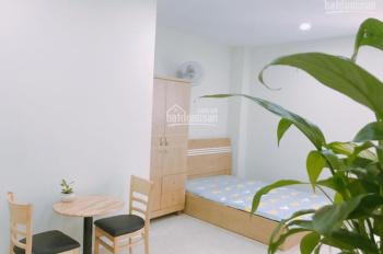 Phòng đầy đủ tiện nghi có sẵn kệ bếp, thang máy, ngay gần CV Lê Thị Riêng 5tr/tháng 20m2