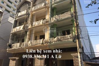 Bán gấp căn nhà phố 2 mặt tiền HXH cách Nguyễn Văn Luông 50m, ngay chợ Hồ Trọng Quý, DT 3,6x13m