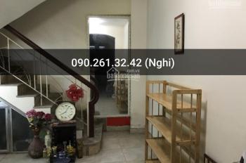 Nhà 3 tầng hẻm 7m đường Trần Hưng Đạo Q1, có sẵn 4PN giá rẻ
