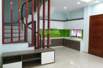 Bán nhà 4,5 tầng, 35m2, SĐCC, 2 mặt thoáng, ngõ 135 phố Thanh Am, Long Biên