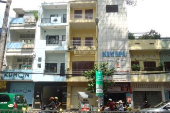 Bán nhà 2 mặt tiền đường Nguyễn Cảnh Chân ngay sát Trần Hưng Đạo, ngang 7m, giá 24.5 tỷ