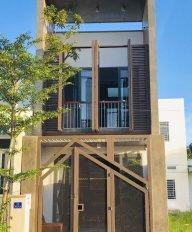 Bán nhà 1 trệt 1 lầu, mới xây, khu tiểu dự án (đối diện bệnh viện Nhi Đồng) - giá 2.3 tỷ