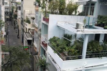 Bán nhà 118/15 Trần Quang Diệu, P14, Q3. Hẻm xe hơi quay đầu. Có thể làm văn phòng, kinh doanh