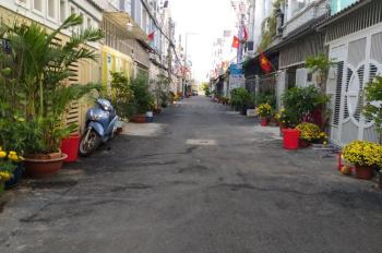 Cần tiền bán nhà mặt tiền hẻm Đào Tông Nguyên, Nhà Bè. DT 52m2 thương lượng giá cho AE thiện chí