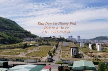 Bán đất khu nhà ở cao cấp Hoàng Phú, đường 2/4, Nha Trang, cách biển 1,5km, đầu tư an cư, 840tr/lô