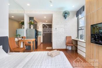 Cho thuê căn hộ studio tại River Gate Bến Vân Đồn, Q4. Giá 10 triệu/tháng, LH: 0902 504 266