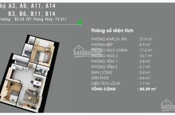 Chính chủ bán căn hộ Homyland Riverside, MT đường Nguyễn Duy Trinh, Quận 2