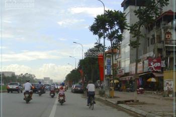 Bán đất đô thị Cầu Giấy 139m2, MT 9,3m, giá 169tr/m2