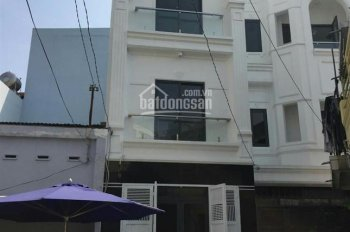 Bán gấp nhà phố giá rẻ quận Bình Thạnh, 1 trệt, 2 lầu, 4PN, nhà xây mới đẹp - LH 0931808992