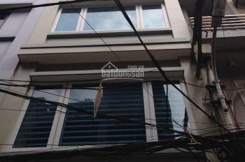 Cho thuê nhà 6 tầng ngõ 575 Kim Mã spa, home stay giá: 23tr/th