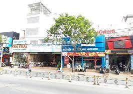Cho thuê mặt bằng đường Nguyễn Văn Linh, diện tích đất trên 2000m2 có sẵn mô hình kinh doanh xe tải