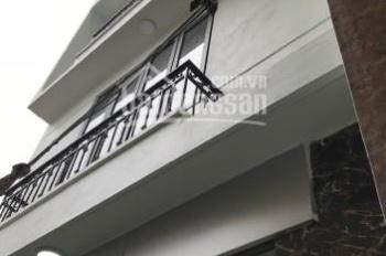 Bán nhà trong ngõ 121 phố Lê Thanh Nghị