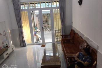 Bán gấp nhà 2 lầu hẻm 132/ Kênh Tân Hóa, P. Phú Trung, Q. Tân Phú. Giá 4,45 tỷ