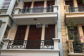 Cho thuê nhà ngõ phố Định Công, 50m2 x 3.5 tầng, ô tô đỗ cửa 10 triệu