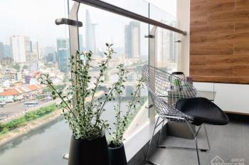 Bán căn hộ Millennium 3PN, 107m2, căn đẹp nhất dự án, view sông, full nội thất, tầng cao, giá 7 tỷ