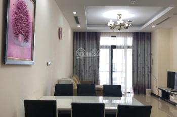 Cho thuê chung cư 34T Hoàng Đạo Thúy, 160m2, 3 phòng ngủ, 3VS đầy đủ đồ, 15 tr/th. LH 0914333842