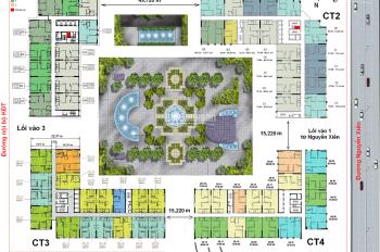 Chính chủ bán gấp căn hộ 2PN chung cư Eco Green, nhà mới 100% LH 0978793141
