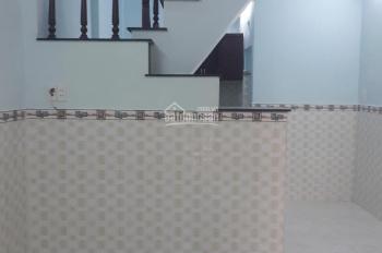 Bán gấp nhà 1 trệt, 1 lầu, 5x24m có sổ hồng riêng