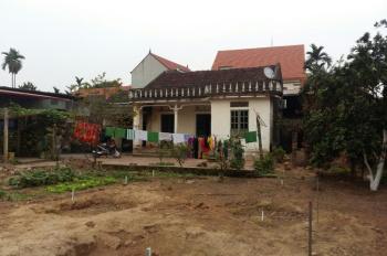 Bán nhà đất xã Thọ Lộc, huyện Phúc Thọ, giáp thị trấn Phúc Thọ, giáp Sơn Tây, gần trục Quốc Lộ 32