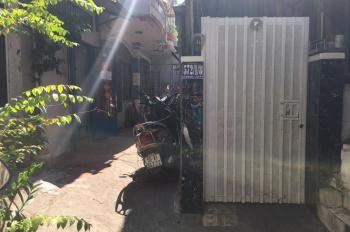 Nhà hẻm 572 Lê Quang Định, P1, Gò Vấp