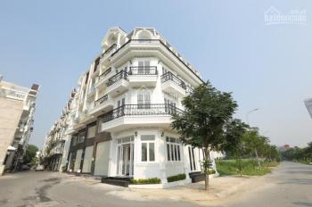 Bán căn nhà diện tích 4,2x12.6m, XD 3 tầng mặt tiền đường 8m Phú Mỹ, quận 7