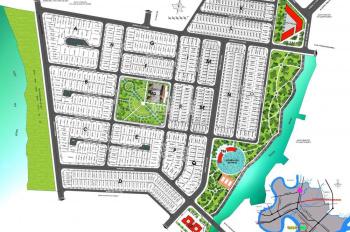 Huy Hoàng, Thế Kỷ, Phú Nhuận, Villa Thủ Thiêm, khu 1, DT 5x20m, 8x20m, 10x20m, 15x20m từ 45tr/m2