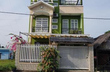 Chính chủ xuất cảnh cần bán biệt thự mặt tiền đường Liêu Bình Hương, MT 7.8m, 3 tầng 6PN, 156m2