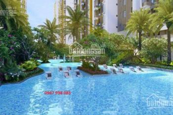 Bán căn 53m2 view hồ bơi cực đẹp, thanh toán 70%, nhận nhà sau tết Âm Lịch. LH: 0901 406 323