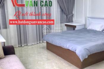 Cho thuê nhà Văn Cao, full nội thất tiện nghi, 4 tầng 10tr/ tháng, ngõ 193 để ở