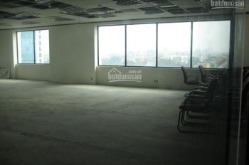 Cho thuê văn phòng phố Nguyên Hồng, quận Đống Đa 85m2, 100m2, 120m2... 500m2 giá 160 nghìn/m2/th