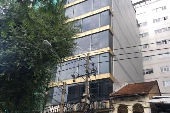 Cho thuê tòa nhà MT Nguyễn Cư Trinh Q1, 9mx18m, hầm trệt 8 lầu