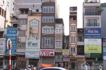 Cho thuê nhà mặt phố Trường Chinh, DT: 60m2 x 3 tầng, MT: 3,5m, LH: 0912891055