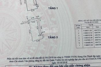 Bán nhà hẻm xe hơi 502 Huỳnh Tấn Phát, sau lưng nhà thi đấu đa năng Q7, hẻm an ninh sạch sẽ