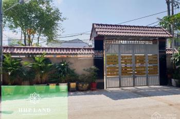 Bán lô nhà đất biệt thự tặng căn nhà tại Phường Hòa Bình, gần bờ kè Nguyễn Văn Trị, 0949.268.682