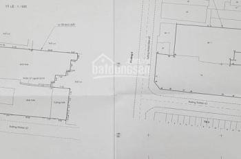 Khu đất diện tích 2.611,6 m2 với 2 mặt tiền đường Phạm Đình Hổ, Q6