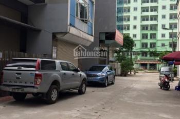 CHo thuê nhà riêng ngõ 214 Nguyễn Xiển, 40m2 x 6 tầng, ô tô đỗ cửa