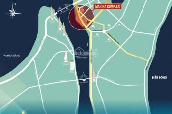 Mở bán dự án Shophouse 2 mặt tiền Marina Complex, kiệt tác nghệ thuật ven sông Hàn. LH 0904 399 429