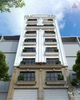 Cho thuê nhà có thang máy khu Trung Hòa, Trung Yên. DT 65m2