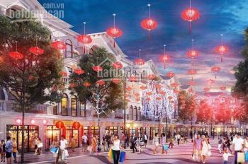 Bán shop Casino Phú Quốc, lô góc, view hồ cảnh quan, quảng trường, DT 77m-90m-120m2. LH: 0931368661