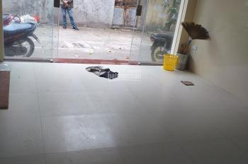 Cho thuê nhà 45m2, 5 tầng mặt ngõ Nguyễn Xiển, Thanh Xuân, ô tô đỗ cửa, giá 17 triệu/ tháng