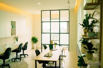 Văn phòng chia sẻ Quận 7, Phú Mỹ Hưng cho thuê chỗ ngồi làm việc 2,3 triệu/tháng
