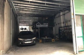 Cho thuê 216m2 kho đuôi cá Trương Định, xe 2,5 tấn đỗ cửa
