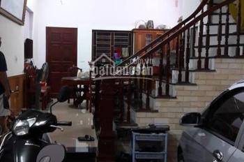 Nhà phố Nguyễn Thái Học cực đẹp 60m2, ô tô vào nhà chỉ 5 tỷ 4