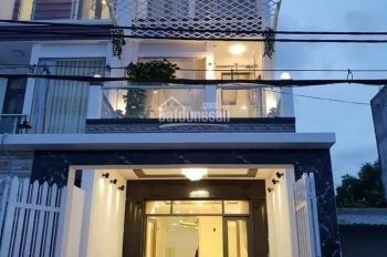 Nhà bán mặt tiền hẻm 447/ Đất Mới (Bình Trị Đông) 4 tấm, 4mx18m, tuyệt đẹp, khu an ninh