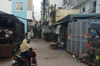 Cần bán gấp nhà đường Dương Bá Trạc, P1, Q8 DT: 4.5 x 15.5m nở hậu 5.5m. Giá: 6 tỷ 150