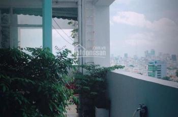 Bán penthouse Nguyễn Văn Đậu, 120m2 2PN, NTĐ có khoảng sân vườn rộng trồng hoa view Botanic