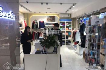 Cho thuê cửa hàng phố Trần Nhân Tông, 35m2, MT 4m, riêng biệt, giá thuê 30 tr/th